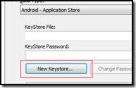 Crear KeyStore File